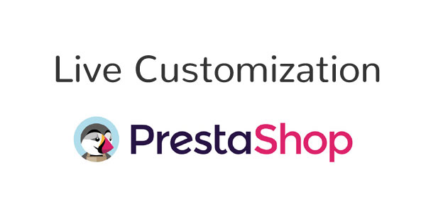 Prestashop Módulo Live Customization
