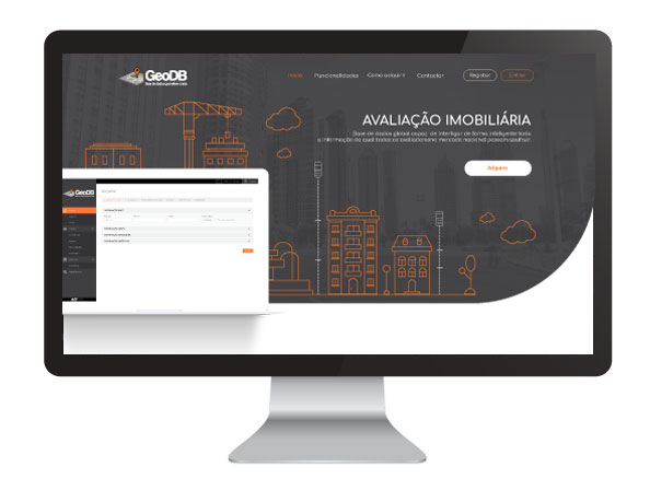 Website Portal do Avaliador