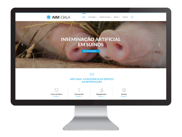 Website AIM Ciala