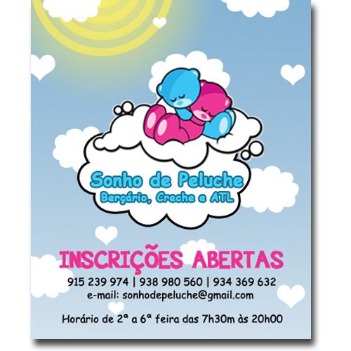 Anuncio de Jornal Sonho de Peluche