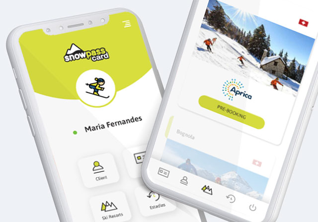 mobile app snowpass