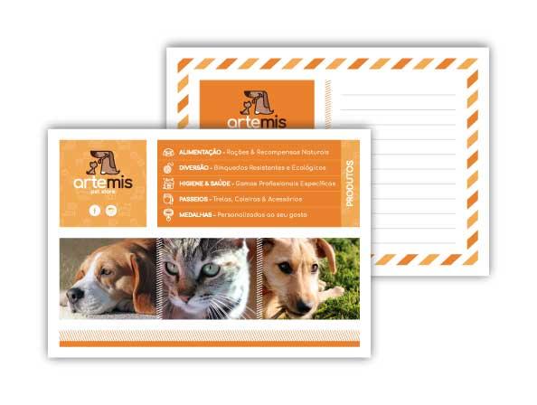 Artemis Pet Store Flyer