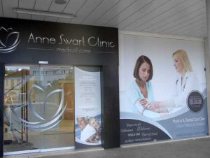 Anne Swart Clinic Montra