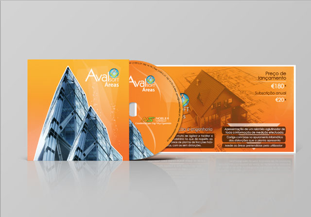 CD e Flyer avalsoft areas