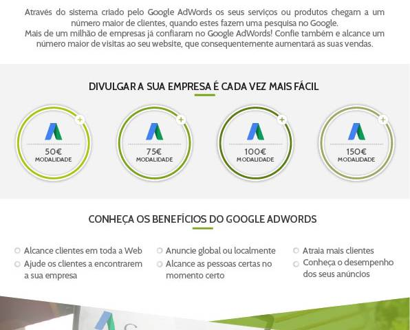 Noble Strategy Campanhas Google
