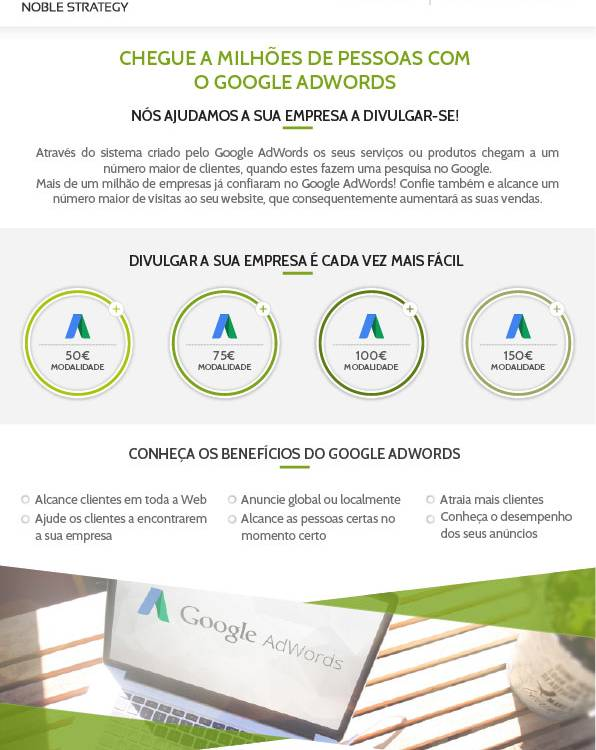 NS Campanhas Google