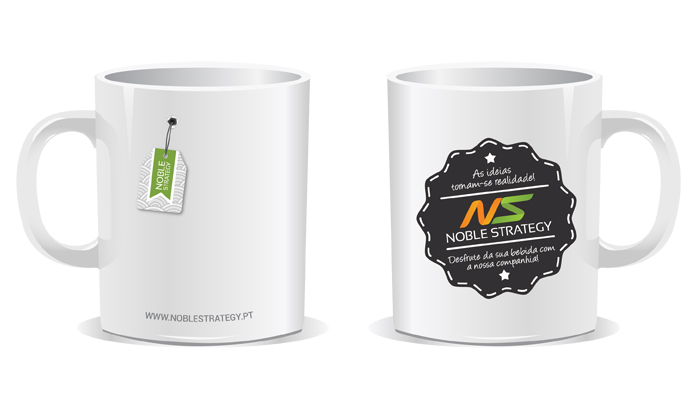 Caneca Noble Strategy