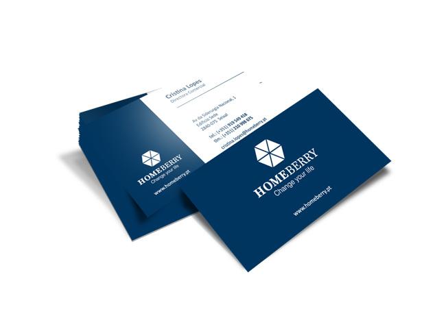 Homeberry - Cartão de Visita
