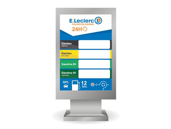 Cartaz E-leclerc