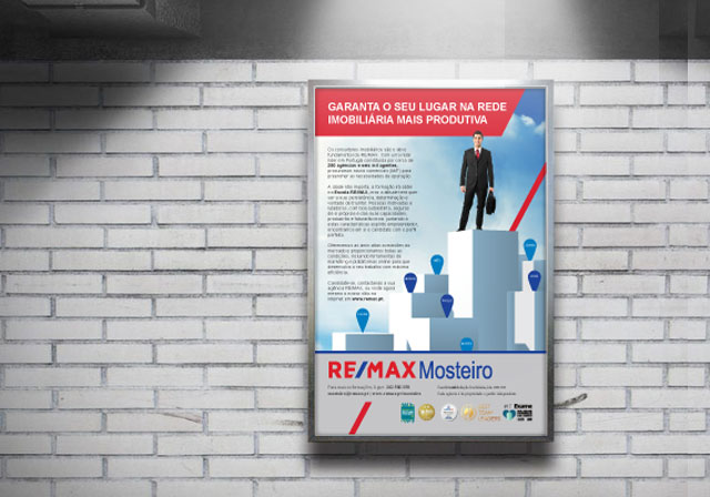 cartaz remax