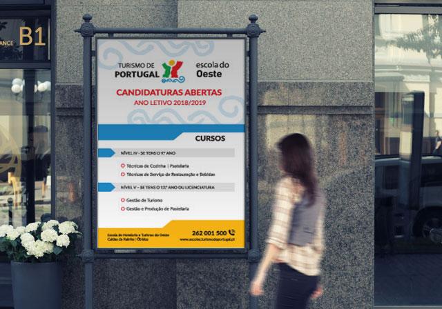 cartaz turismo portugal