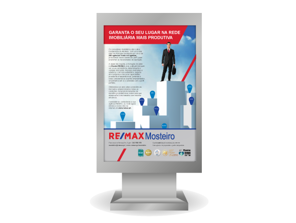 Cartaz Remax