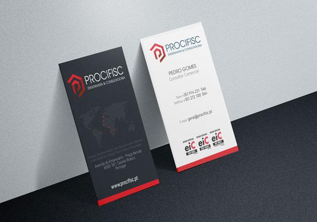 cartões de visita procifisc