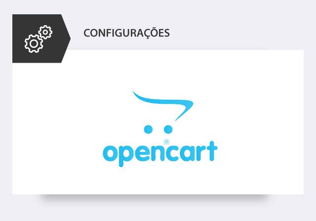 otimização e configurações opencart