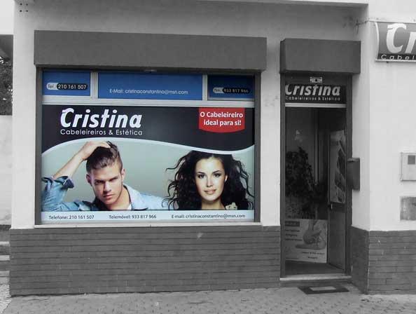 Montra - Cristina Cabeleireiros