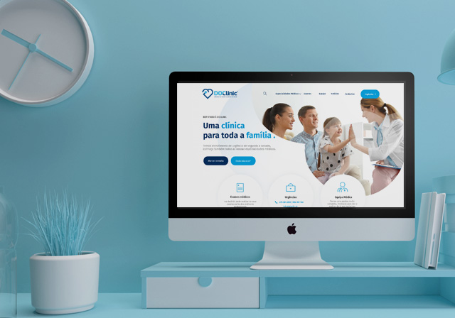 doclinic website