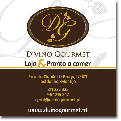 Etiqueta D'vino Gourmet