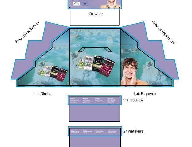 Expositor Facin Lab Care