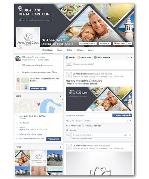 Facebook Anne Swart Clinic