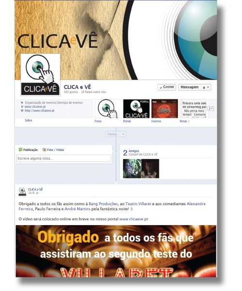 FB Clica e Vê
