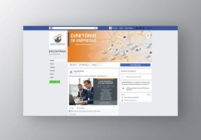 gestão de redes sociais facebook