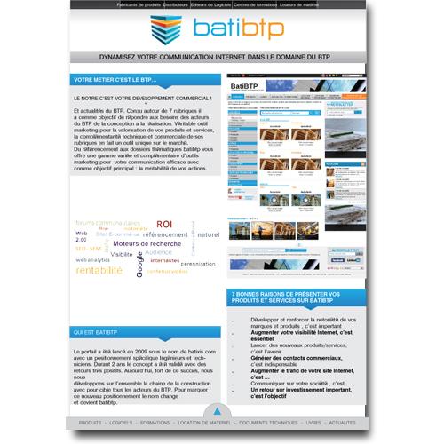 Flyer BatiBTP