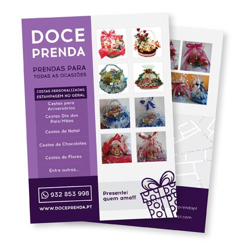 Flyer Doce Prenda