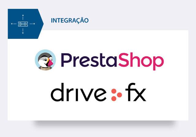 integração drive fx prestashop