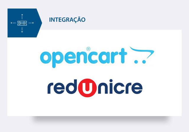 integração opencard redunicre