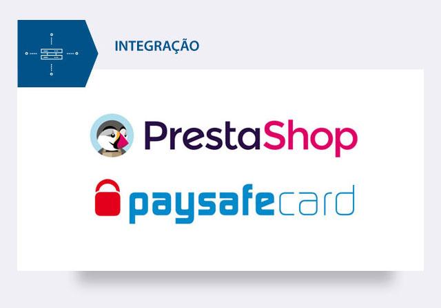integração paysafecard - prestashop
