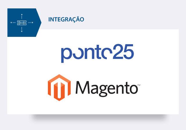 integração ponto25 magento