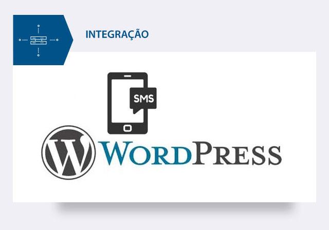 integração sms em wordpress