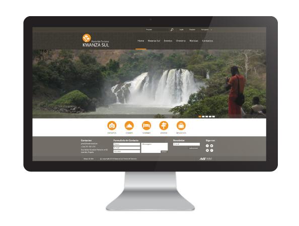 Website Kwanza Sul