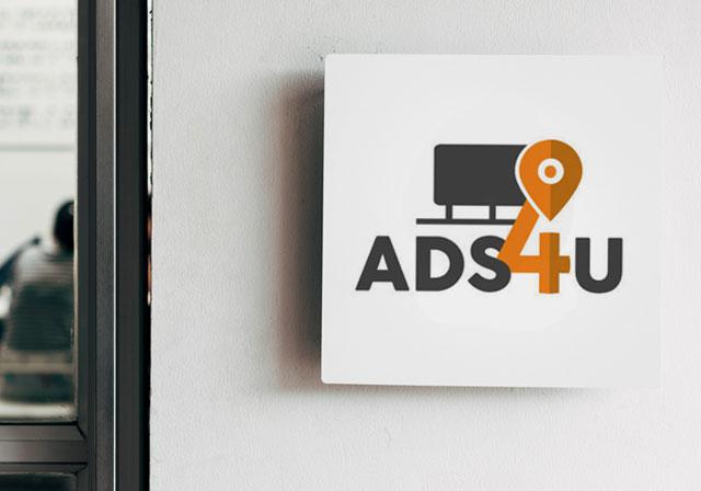 logótipo ads4u