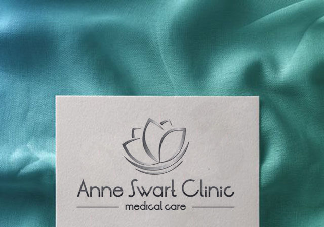 logótipo anne swart clinic