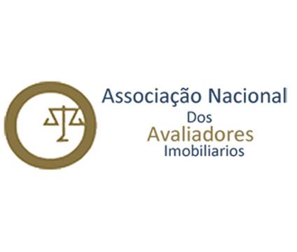 Logotipo Associação Nacional dos Avaliadores Imobiliários
