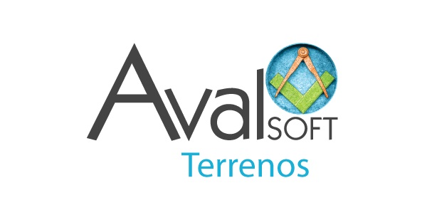 Logotipo AvalSOFT Terrenos