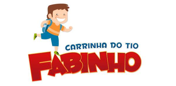 Logo Carrinha do Tio Fabinho Logótipo