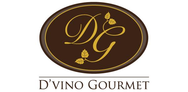 D'vino Gourmet Logótipo