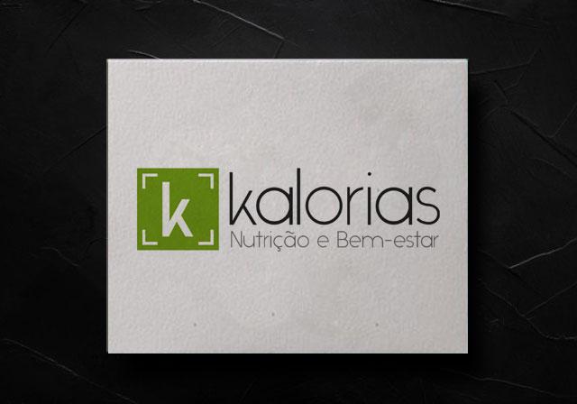 logo ginásio kalorias
