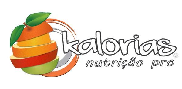 Kalorias Nutrição Pro Logótipo