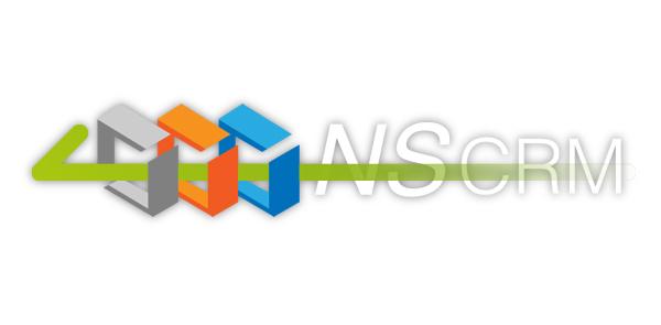 Logotipo NS CRM