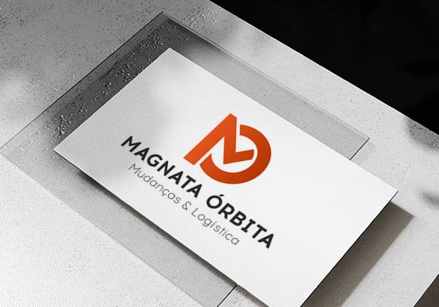 logotipo magnata-orbita
