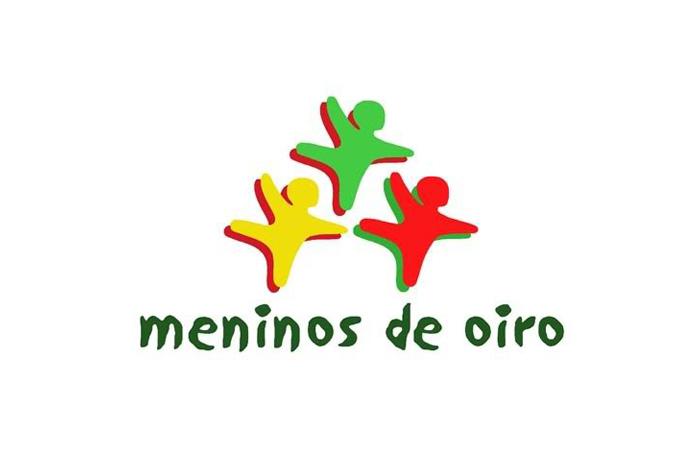 Logo Meninos de Oiro