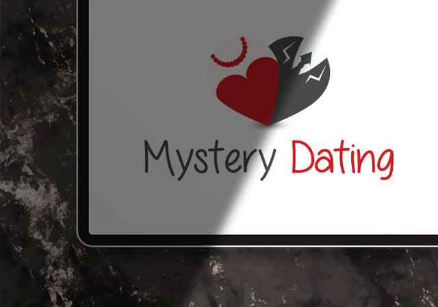 logo app mystery dating