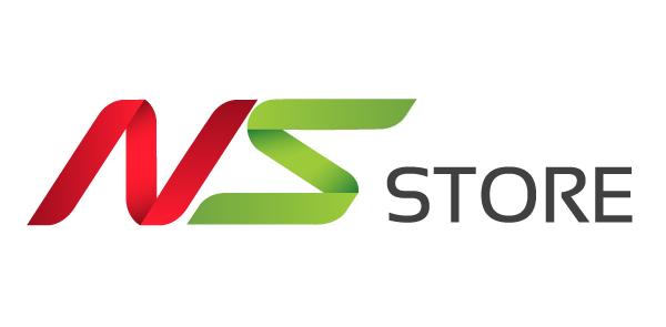 Logotipo NS Store