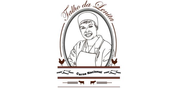 Logotipo Talho da Lenita