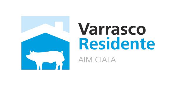 Logótipo Varrasco Residente AIM Ciala