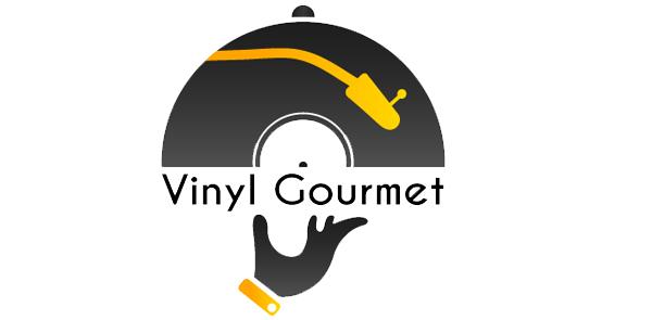 Logotipo Vinyl Gourmet