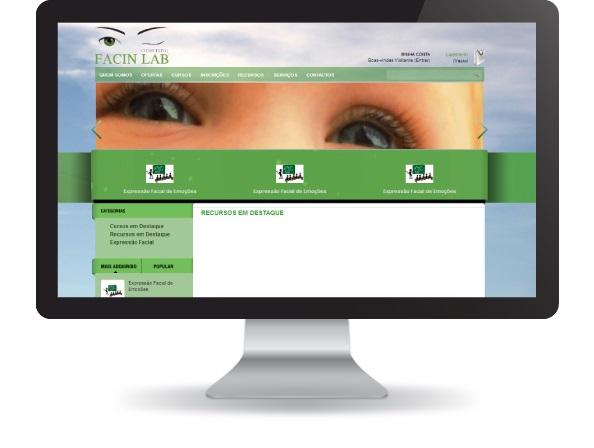 Loja Online Facin Lab